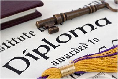 Диплом MBA